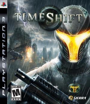 Echanger le jeu TimeShift sur PS3
