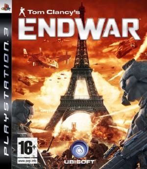 Echanger le jeu Tom Clancy's Endwar sur PS3