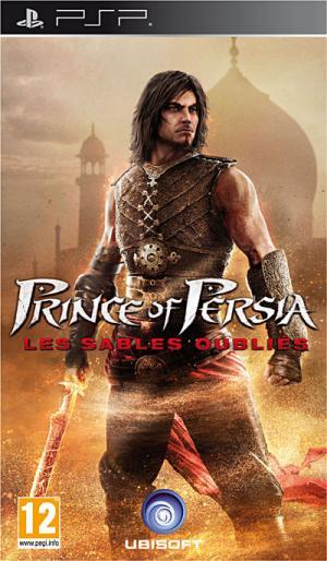 Echanger le jeu Prince of Persia : Les Sables Oubliés sur PSP