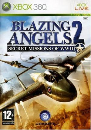 Echanger le jeu Blazing Angels 2 - Secret Missions sur Xbox 360
