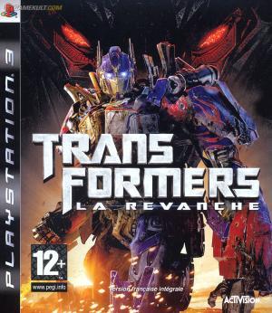 Echanger le jeu Transformers 2 sur PS3