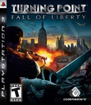 Echanger le jeu Turning Point : Fall of Liberty sur PS3