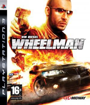 Echanger le jeu Wheelman sur PS3