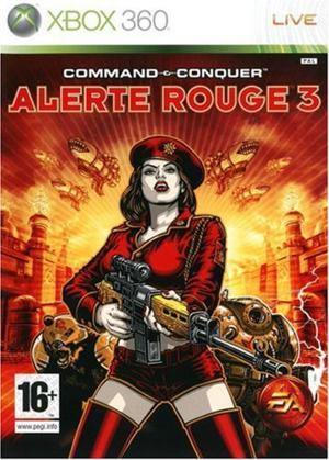 Echanger le jeu Command & Conquer - Alerte Rouge 3 sur Xbox 360