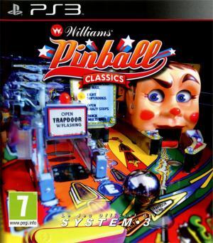 Echanger le jeu Williams Pinball Classics sur PS3