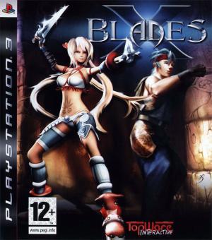 Echanger le jeu X-Blades sur PS3