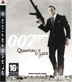 Echanger le jeu James Bond 007 : Quantum of Solace sur PS3