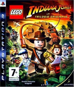 Echanger le jeu Lego Indiana Jones sur PS3