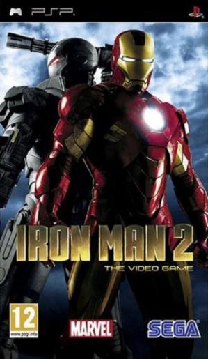 Echanger le jeu Iron Man 2 sur PSP