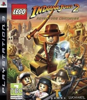 Echanger le jeu LEGO Indiana Jones 2 : L'Aventure Continue sur PS3