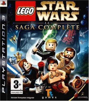 Echanger le jeu LEGO Star Wars The Complete Saga sur PS3
