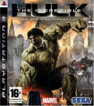 Echanger le jeu L'incroyable Hulk sur PS3