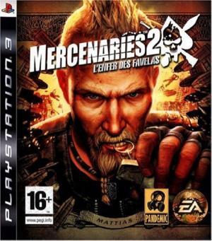 Echanger le jeu Mercenaries 2 : l'enfer des favelas sur PS3