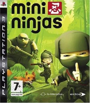 Echanger le jeu Mini Ninjas sur PS3