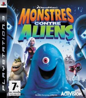 Echanger le jeu Monstres contre Aliens sur PS3