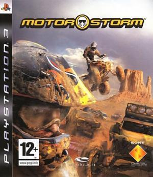 Echanger le jeu Motorstorm sur PS3