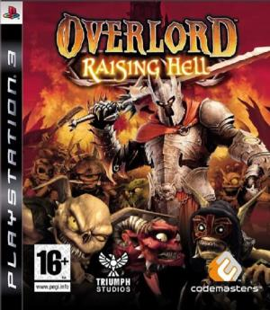 Echanger le jeu Overlord Raising Hell sur PS3