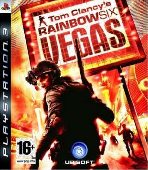 Echanger le jeu Rainbow Six Vegas sur PS3