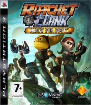 Echanger le jeu Ratchet and Clank - Quest for Booty sur PS3