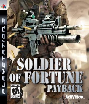 Echanger le jeu Soldier of Fortune Payback sur PS3