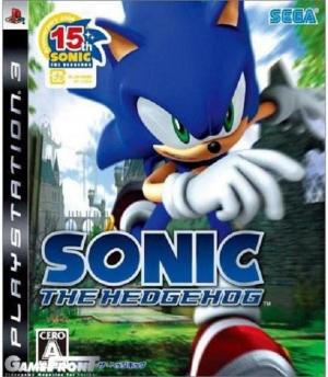 Echanger le jeu Sonic The Hedgehog sur PS3