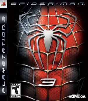 Echanger le jeu Spider-Man 3 sur PS3