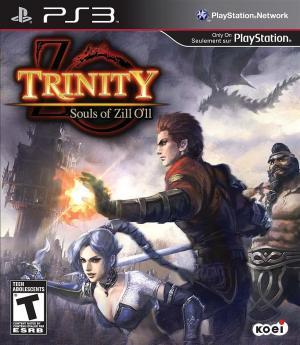 Echanger le jeu Trinity Souls of Zill Oll (Anglais uniquement) sur PS3