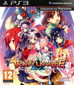 Echanger le jeu Trinity Universe sur PS3