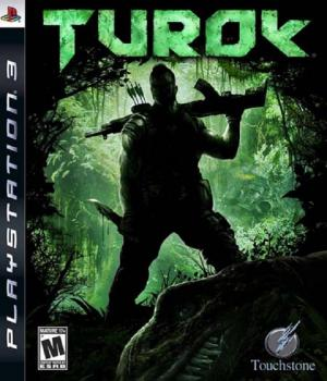 Echanger le jeu Turok sur PS3