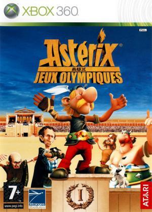 Echanger le jeu Asterix aux JO sur Xbox 360