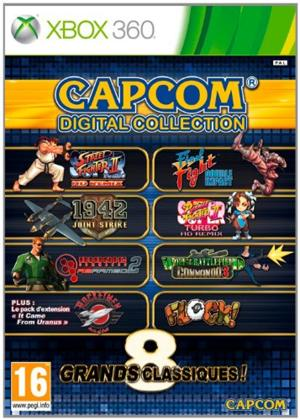 Echanger le jeu Capcom Digital Collection sur Xbox 360