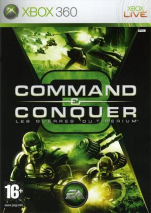 Echanger le jeu Command & Conquer 3 - Les guerres du Tiberium sur Xbox 360