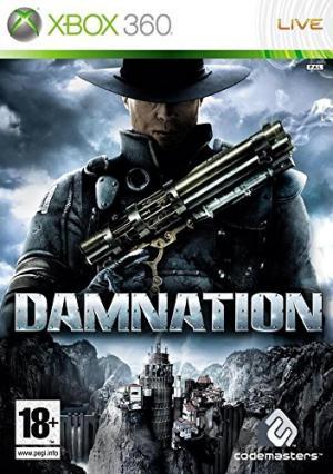 Echanger le jeu Damnation sur Xbox 360