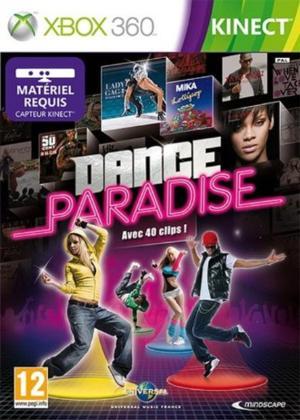 Echanger le jeu Dance Paradise (Kinect Uniquement) sur Xbox 360
