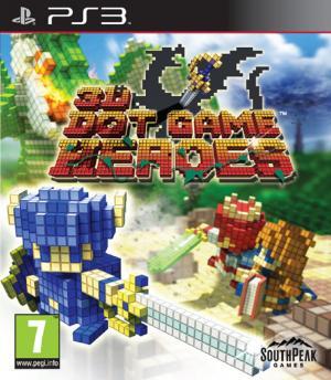 Echanger le jeu 3D dot game heroes sur PS3