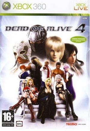 Echanger le jeu Dead or alive 4 sur Xbox 360