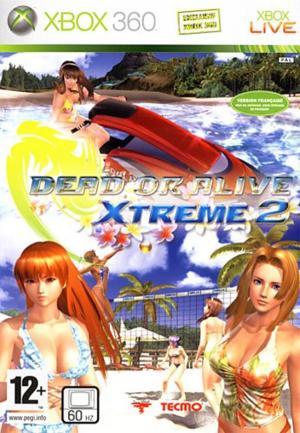 Echanger le jeu Dead or alive xtreme 2 sur Xbox 360