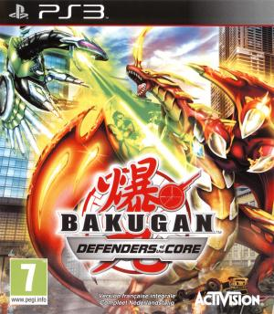 Echanger le jeu Bakugan : Les protecteurs de la Terre sur PS3