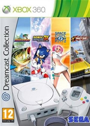 Echanger le jeu Dreamcast Collection sur Xbox 360