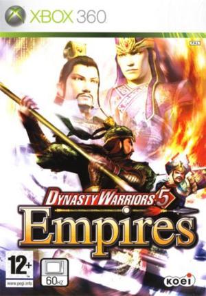 Echanger le jeu Dynasty Warriors 5 Empires sur Xbox 360