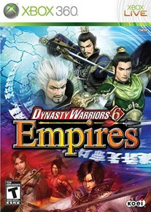 Echanger le jeu Dynasty Warriors 6 Empires sur Xbox 360