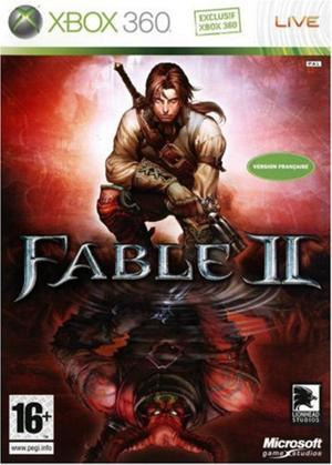 Echanger le jeu Fable 2 sur Xbox 360