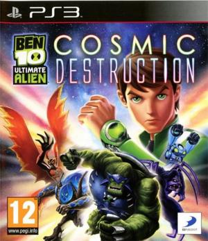 Echanger le jeu Ben 10 Ultimate Alien : cosmic destruction sur PS3