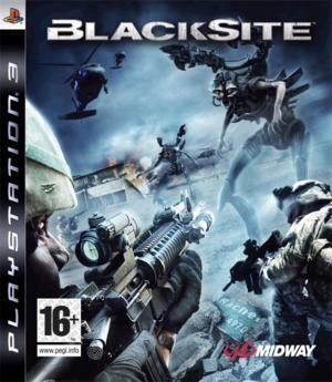 Echanger le jeu Blacksite Area 51 sur PS3