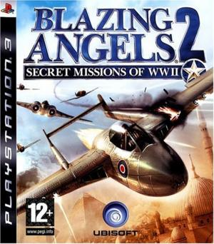 Echanger le jeu Blazing Angels 2 - Secret Missions sur PS3