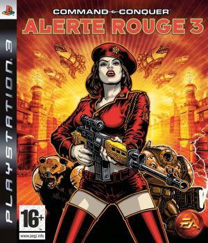 Echanger le jeu C&C Alerte Rouge 3 Ultimate Edition sur PS3