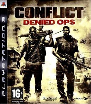 Echanger le jeu Conflict Denied Ops sur PS3