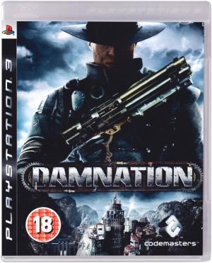 Echanger le jeu Damnation sur PS3