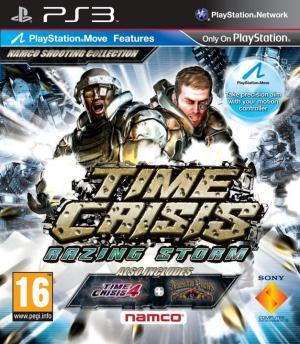 Echanger le jeu Time Crisis, Razing storm (Playstation Move exigé) sur PS3