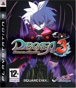Echanger le jeu Disgaea 3 sur PS3